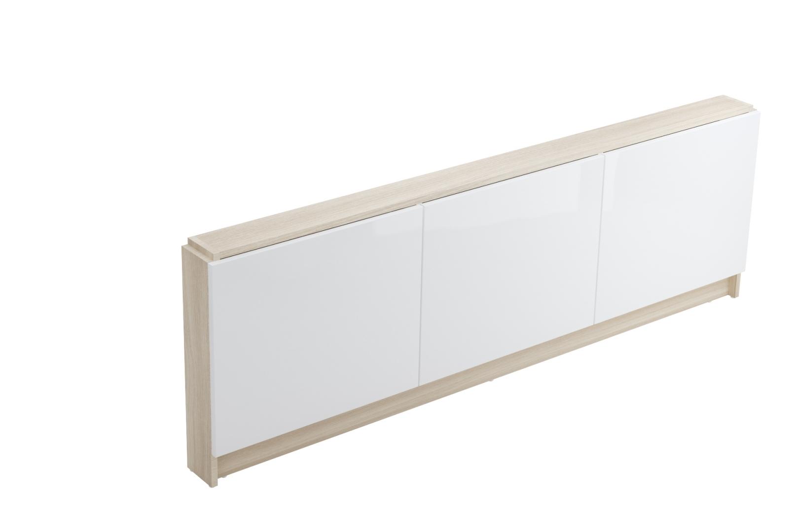 CERSANIT NÁBYTKOVÝ PANEL K VANĚ SMART 170 WHITE FRONT (S568-026)