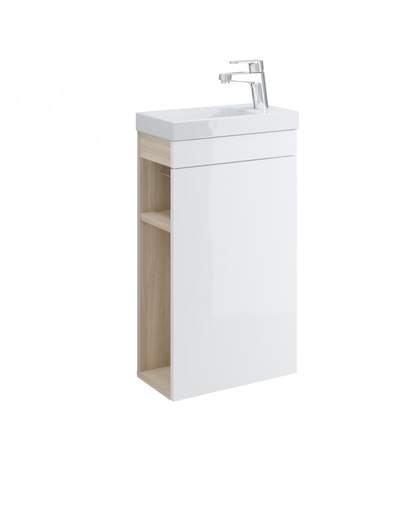 CERSANIT SKŘÍŇKA POD UMYVADLO SMART COMO 40 WHITE (S568-022)