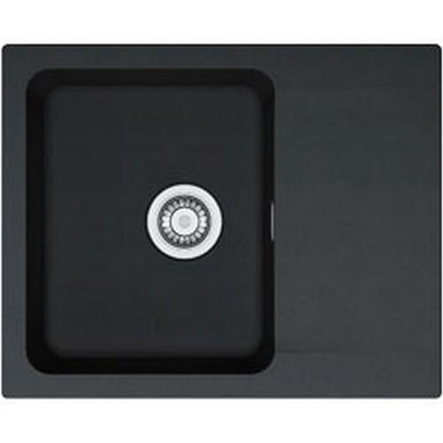 FRANKE OID 611-62 černý 620x500 mm (114.0288.569 )