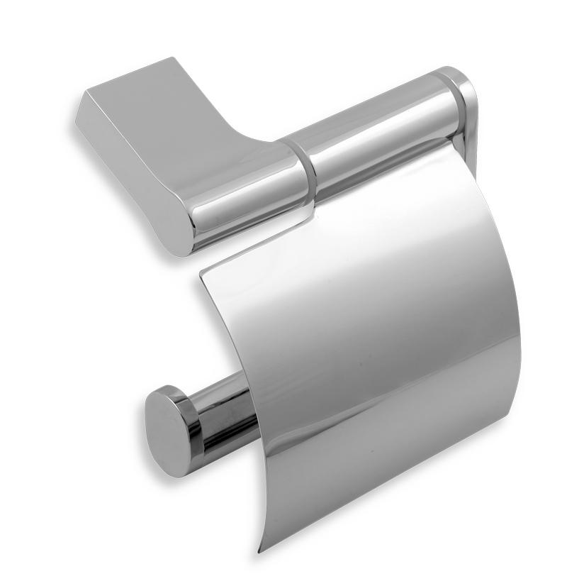 NOVASERVIS - Závěs toaletního papíru s krytem Novatorre 8 chrom (0838,0)