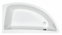 VANA NANO PRAVÁ 140X75 cm (S301-061) - CERSANIT