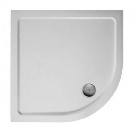 Kreiner NAPOLI sprchová vanička čtvrtkruh 80cm, litý mramor KRENASVAIS80 (K5004064)