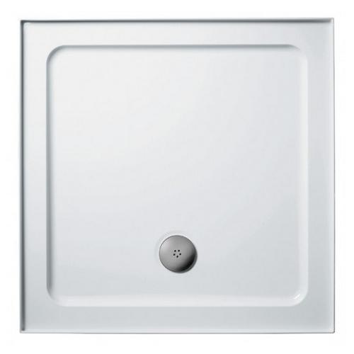 Kreiner NAPOLI sprchová vanička čtverec 80cm, litý mramor KSVAIS80 (K5004062)