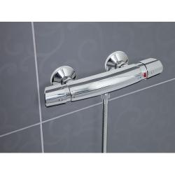 NOVASERVIS - Sprchová termostatická baterie 150 mm Metalia 57 chrom (57961/1,0), fotografie 4/3