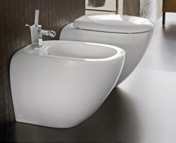 VÝPRODEJ - WC stojící mísa EGO (K13000000VYP), fotografie 4/2