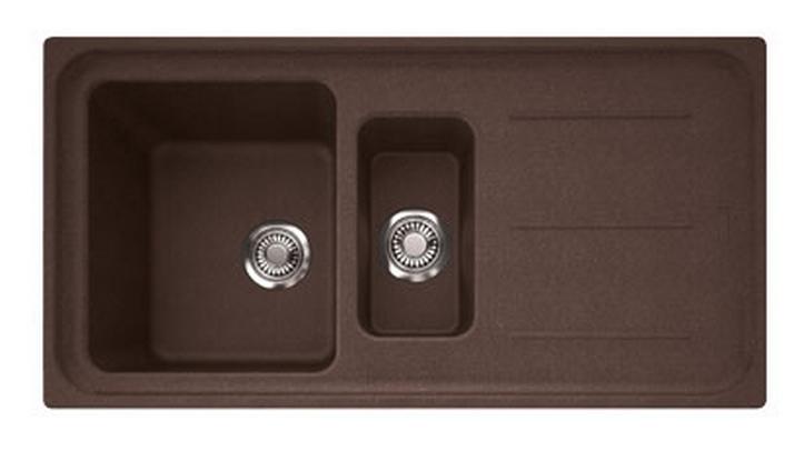 FRANKE IMG 651 tmavě hnědá 970x500 mm (114.0250.508 )