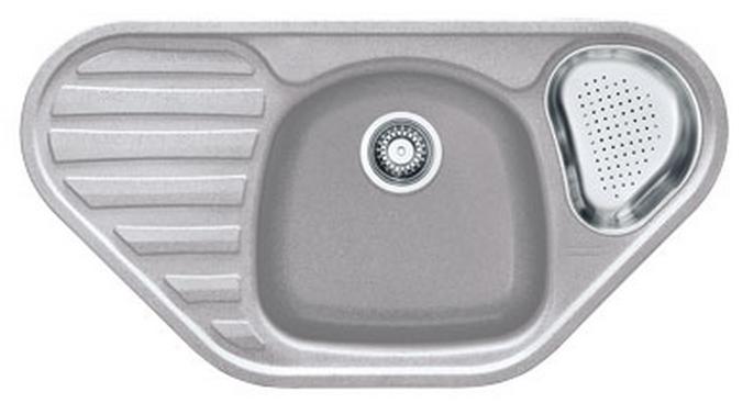 FRANKE COG 651 E 960x500 stříbrný (114.0284.893 )