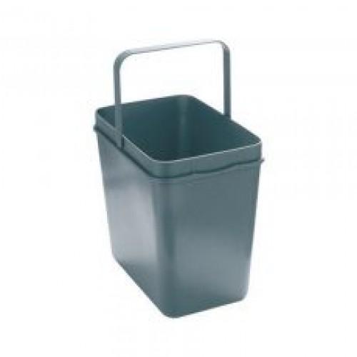 FRANKE koš řada 700- objem 18l 22*33*32cm šedý plast   (133.0007.669)