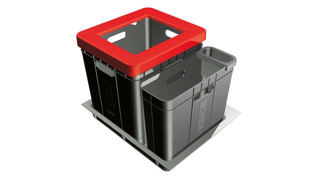 Odpadkový koš Franke sorter 350-60 121.0033.244 40l