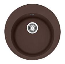 FRANKE ROG 610 510 mm tm. hnědá (114.0284.083 )