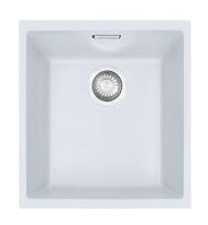 FRANKE SID 110-34 bílý 365x440 mm (125.0363.784 )