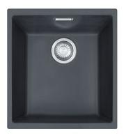 FRANKE SID 110-34 černý 365x440 mm (125.0363.785 )
