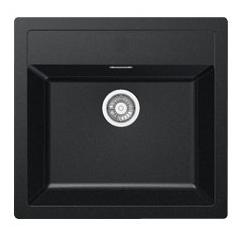 FRANKE SID 610 černý 560x530 mm (114.0264.011 )