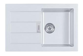 FRANKE SID 611-78 bílý 780x500 mm (114.0282.223 )