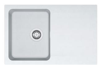 FRANKE OID 611-78 bílý 780x500 mm (114.0288.585 )