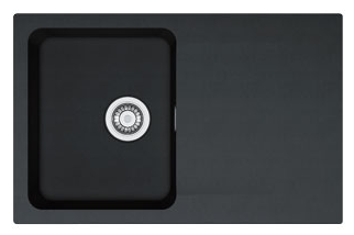 FRANKE OID 611-78 černý 780x500 mm (114.0288.588 )