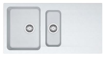 FRANKE OID 651 bílý 1000x510 mm (114.0288.591 )