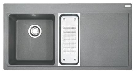 FRANKE MTG 651-100 / 2 šedý kámen (114.0150.022 )