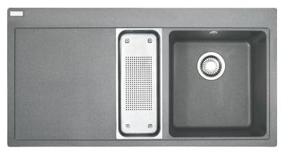 FRANKE MTG 651-100/7 šedý k. (114.0150.029 )