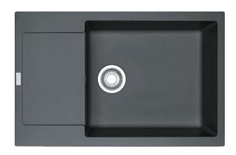 FRANKE MRG 611-78 BB 780x500 grafit (114.0363.185 )
