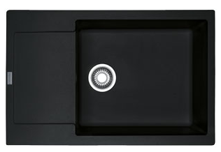 FRANKE MRG 611-78 BB 780x500 onyx (114.0363.187 )