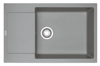 FRANKE MRG 611-78 BB 780x500 šedý kám (114.0363.221 )