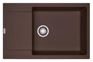 FRANKE MRG 611-78 BB 780x500 tm. hněd (114.0363.222 )
