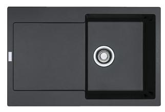 FRANKE MRG 611 780x500 onyx (114.0284.833 )