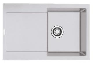 FRANKE MRG 611 780x500 stříbrná (114.0284.838 )