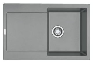 FRANKE MRG 611 780x500 šedý kámen (114.0284.846 )