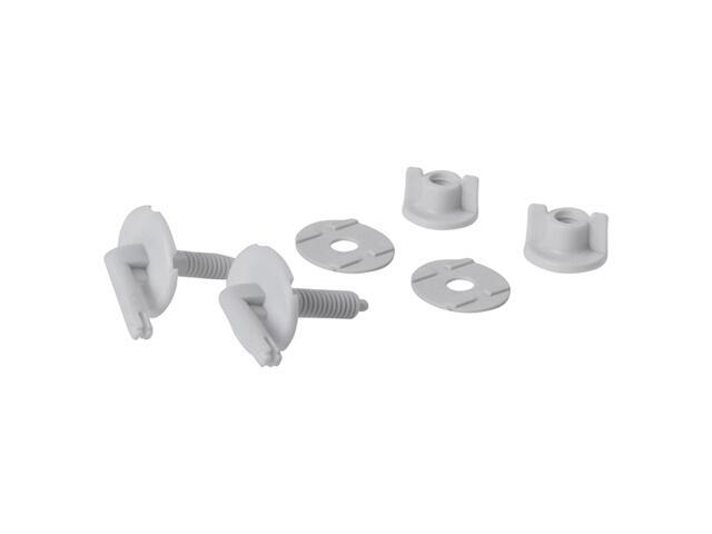 CERSANIT - Sada šroubů pro polypropylenové sedátko MARKET (K99-0044)
