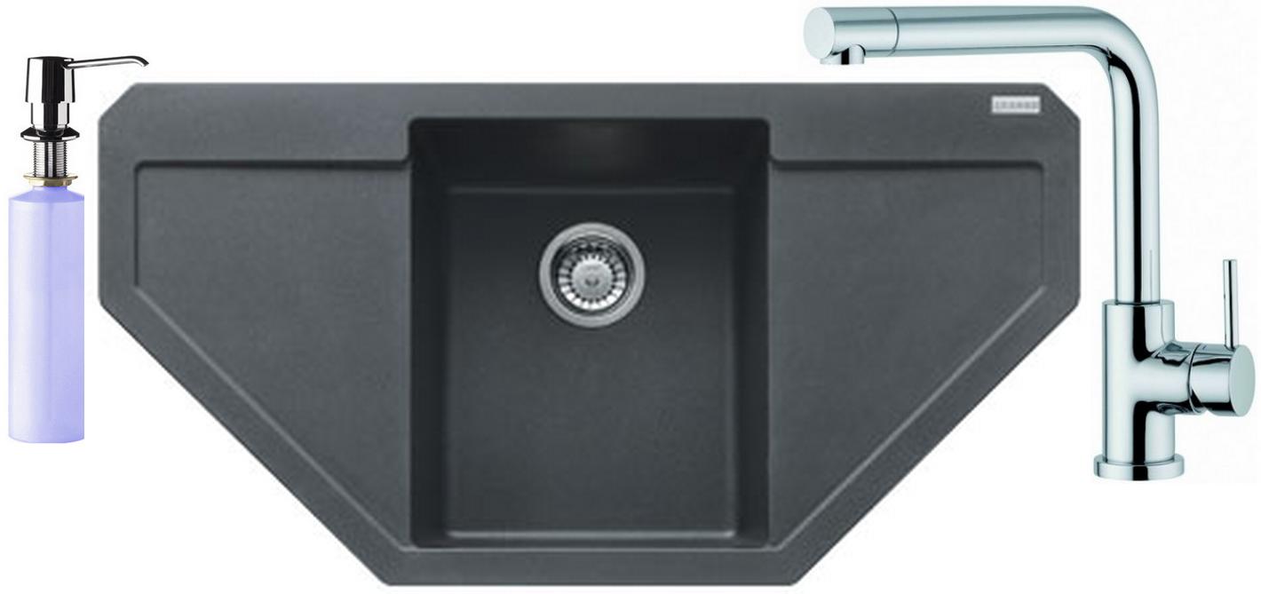 FRANKE SETG85G MRG 612 E grafit+SAMOA+FD 300 ( 114.0365.821 )