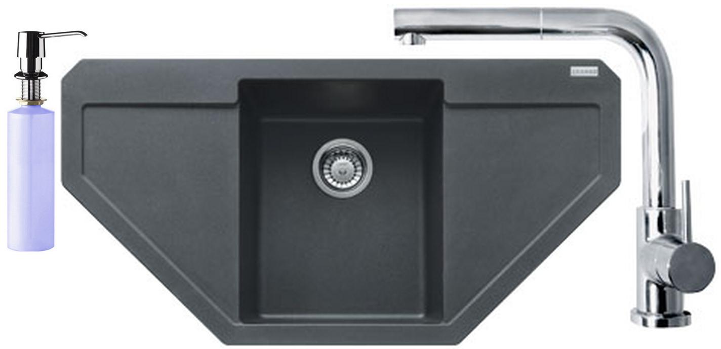FRANKE SETG86G MRG 612 E grafit+FN 0147.031+FD 300 ( 114.0365.805 )