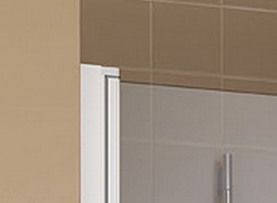 Kermi Kyvné dveře Cada XS PTD 07520 710-760/2000 stříbrná vys.lesk Serig.CC Clean Kyvné dveře  (CCPTD07520VVK), fotografie 4/11