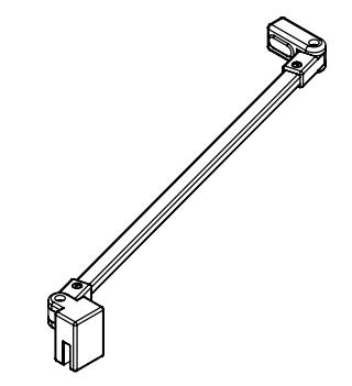 Kermi Stabilizátor Cada XS SSVSS Länge 500 mm stříbrná vys.lesk ZDSSVSSCC050VK