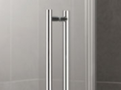 KERMI - Pasa XP / jednokřídlé kyvné dveře s pevným polem vlevo, jen do niky (PX1TL08018VAK), fotografie 6/11