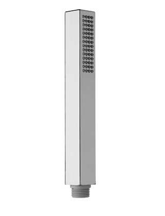 TRES - Sprcha, proti usaz. vod. kamene CUADRO Materiál Mosaz (00663901AC)
