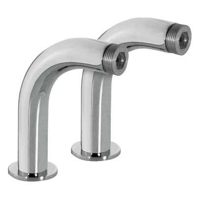 Rohový ventil vana-sprcha 2 kusy s tlumičem (29987001)