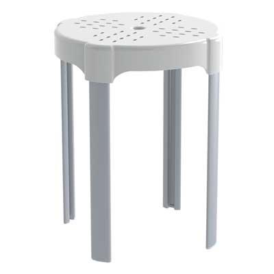 TRES - Koupelnová stolička Maximální nosnost 225 kg. (03463628)