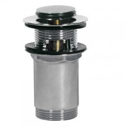 TRES - Umyvadlový ventil s přepademzátka O37mm CLICK-CLACK (13454110)