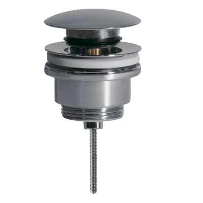 TRES - Umyvadlový ventil SIMPLE-RAPIDzátka O63mm CLICK-CLACK (13454010)