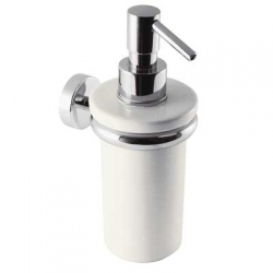 TRES - Nástěnný keramický dávkovač mýdla (16163618)