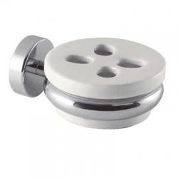 TRES - Nástěnný keramický držák na kartáč (5616361653)