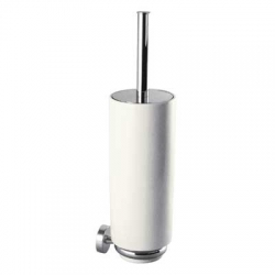 TRES - Nástěnný keramický držák na WC štětku (16163624)