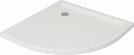 Sprchová vanička TAKO 80x4, čtvrtkruh CW (S204-001)