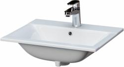 Nábytkové umyvadlo ONTARIO NEW 50 s přepadem (K669-001) - CERSANIT