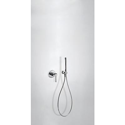Podomítkový jednopákový sprchový set s uzávěrem a regulací průtoku. · Včetně podomítkového (26217792) Tres