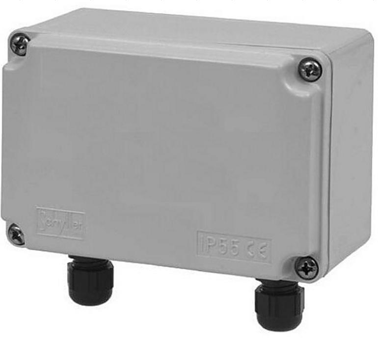 CERSANIT - Podomítkový pisoárový napáječ s infra. snímačem 230V/6DS (K97-113)