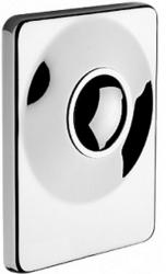 Ventil pro pisoár A100, T100 s chromovaným tlačítkem (K99-0029) - CERSANIT