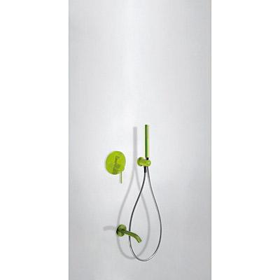 Podomítkový jednopákový sprchový set s uzávěrem a regulací průtoku. · Včetně podomítkového (26218003TVE)